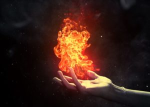 fully human fully flame. discover the possibilities of your own humanity